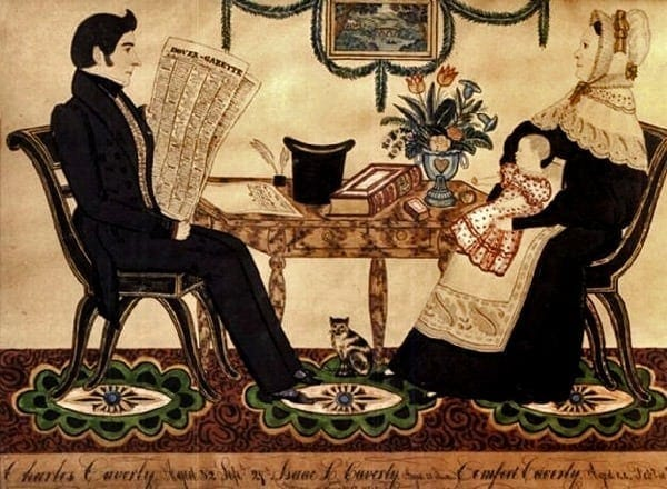 The proper domestic duties of the wife (1836)