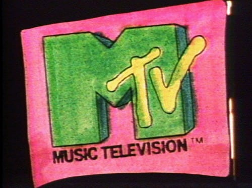 MTV Music Television started to rock (1981)