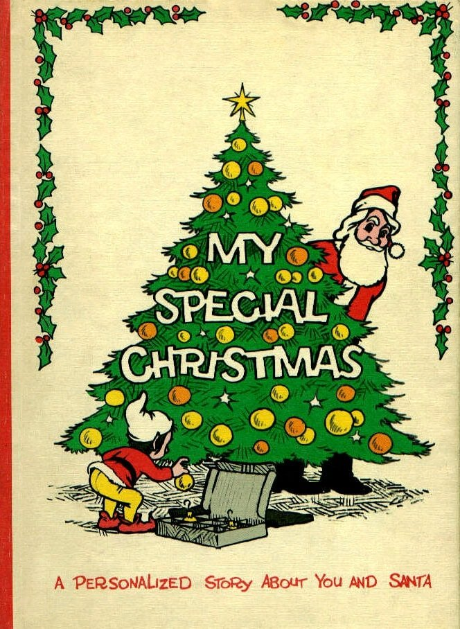 My Special Christmas (Me-Book)