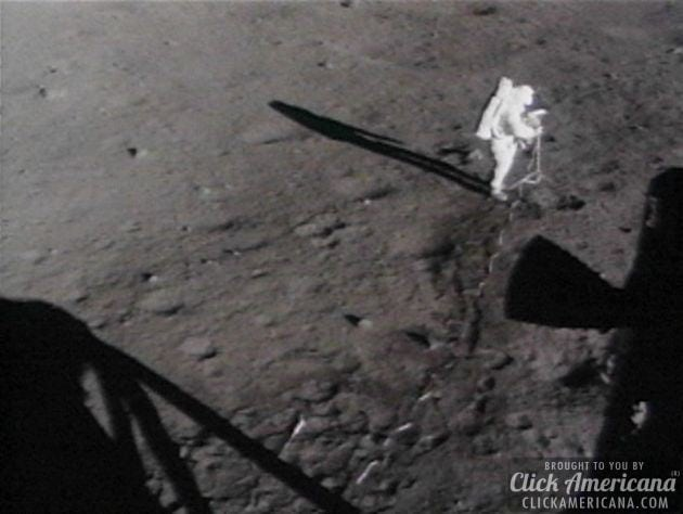 moon landing site junk - photo #12