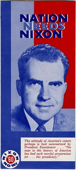 Thanks from Vice President Nixon (1961)