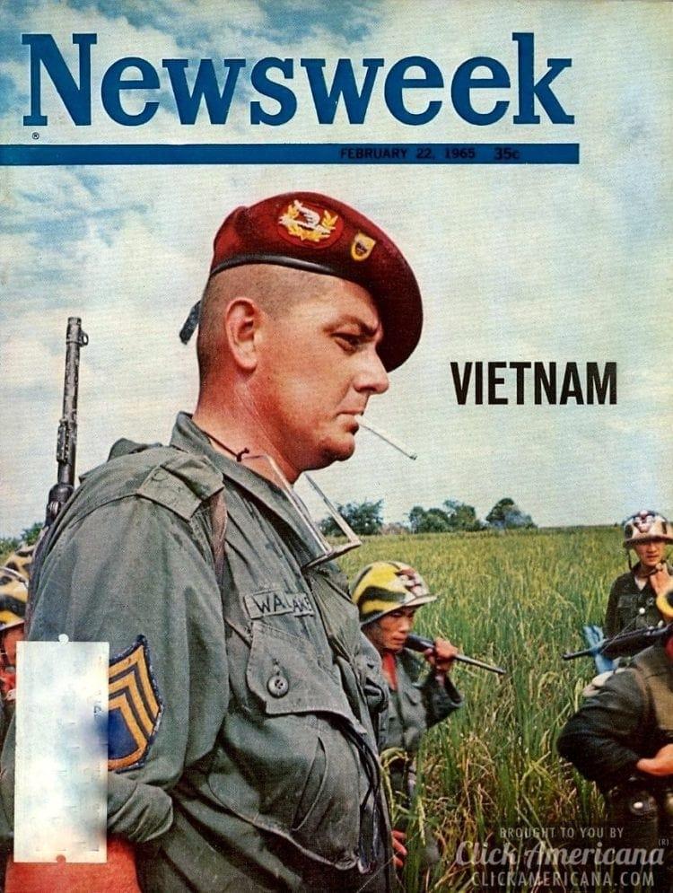 Newsweek - Vietnam - Feb 22, 1965