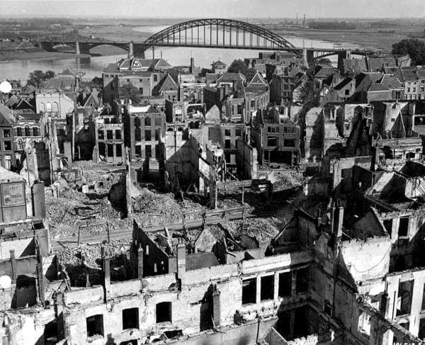 Stories from WWII: Nijmegen, Holland (1944)
