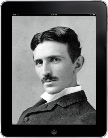 Nikola Tesla talks iPad, Skype & beyond (1915)