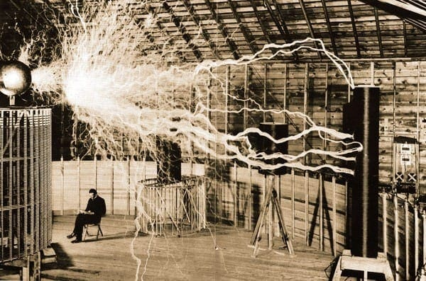 Tesla: What's the future of electricity? (1912)