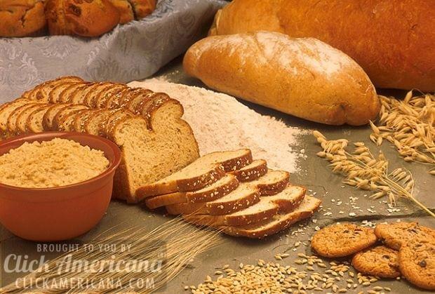 Oat Barley Flour Bread