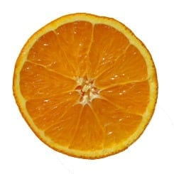 Orange sherbet & White fruit cake recipes (1892)