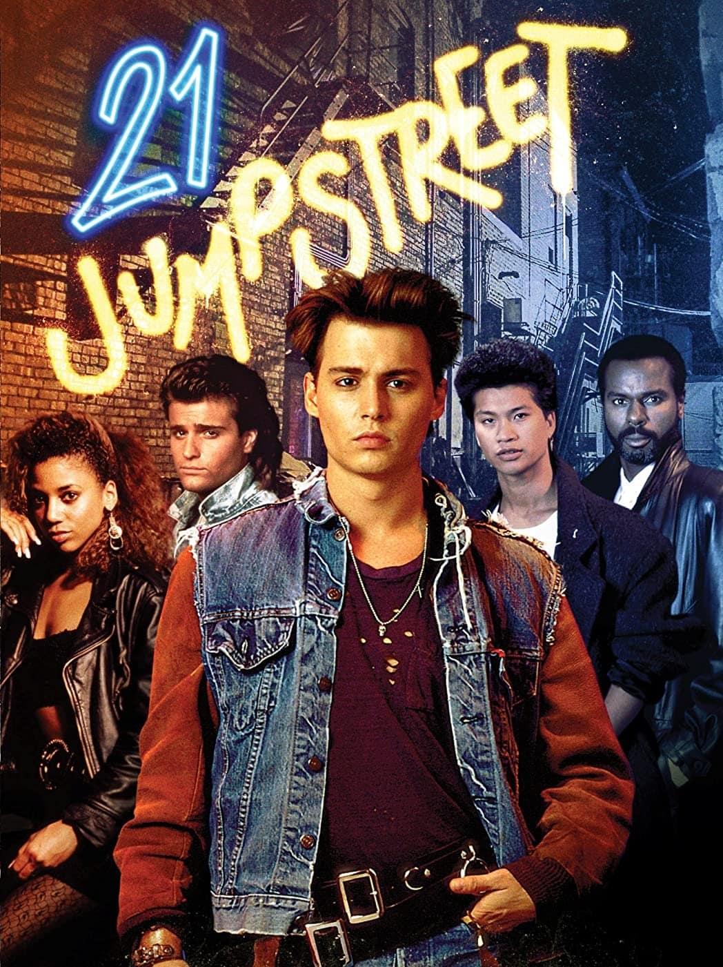 original 21 Jump Street TV series