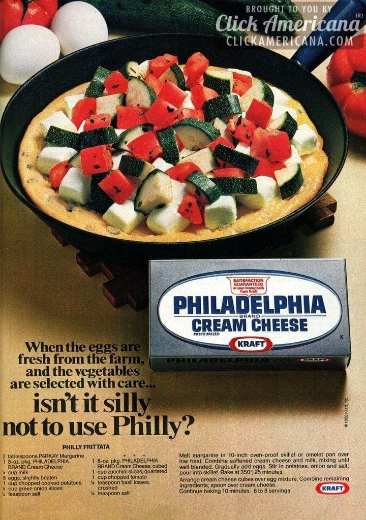 Make a Philly Frittata (1982)