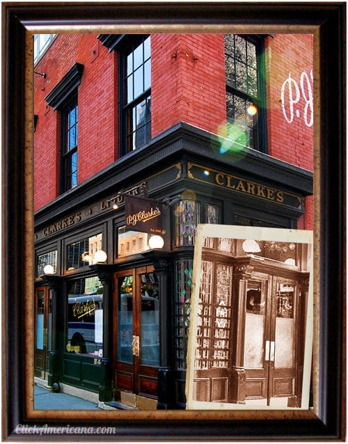 Finding a piece of the past: PJ Clarke's in NYC