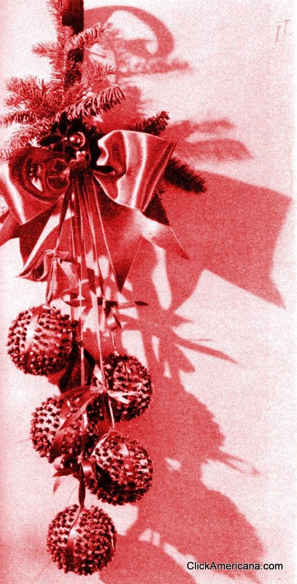 How to make pomander balls (1959)