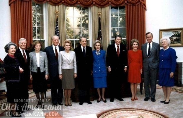 presidents-first-ladies-1991