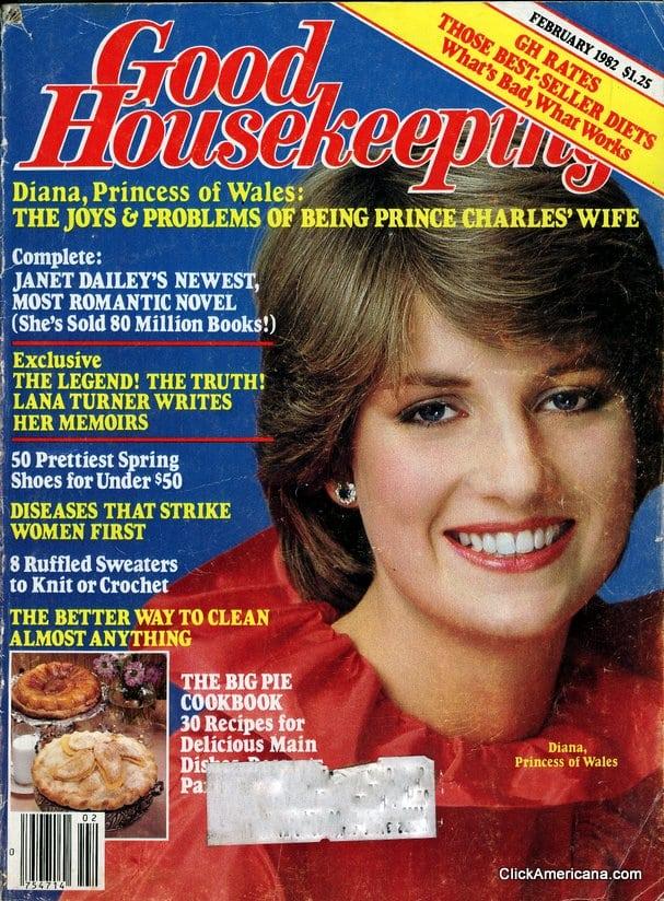 Princess Diana on American magazine covers - Click Americana