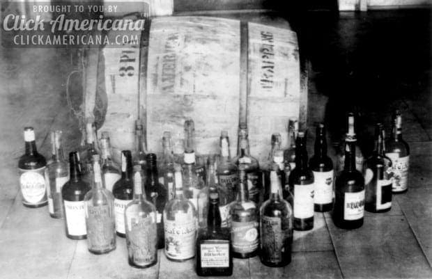 Prohibition & the medicinal use of alcohol (1921)