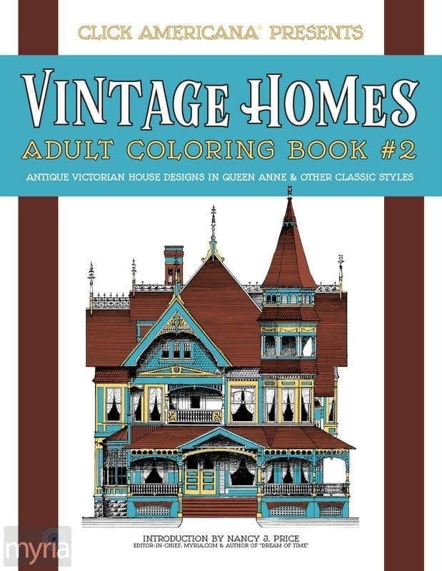 Click Americana\'s Shop - Vintage coloring books and more!