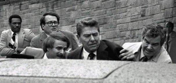 Attempted assassination of President Ronald Reagan (1981)