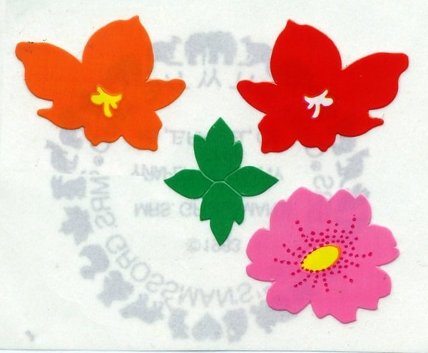 retro-flower-stickers