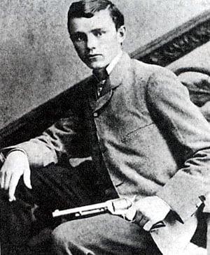Jesse James' murder