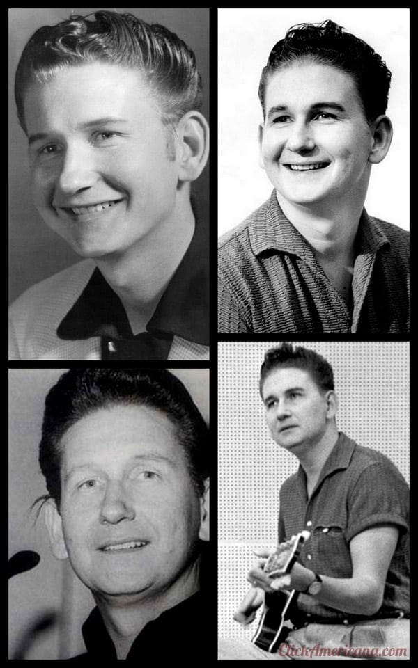 Roy Orbison without sunglasses