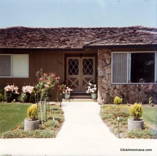 Tour A 1970s California Home Click Americana