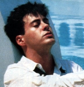Faces to watch: Robert Downey, Jr (1988)