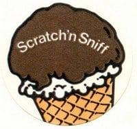 scratch-sniff-sticker-chocolate-ice-cream