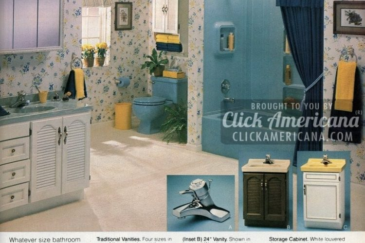 Remodel your bathroom with Sears style (1981-1982) - Click