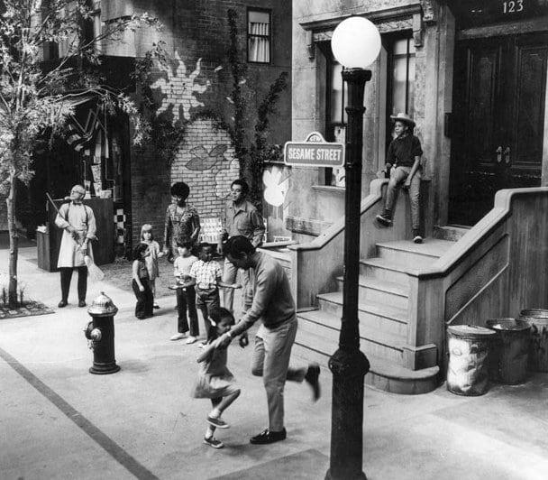 Swinging Sesame Street Debuts 1969 Click Americana