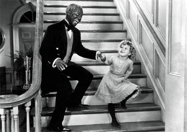 Shirley Temple Amp Bojangles Dance Up The Stairs 1935