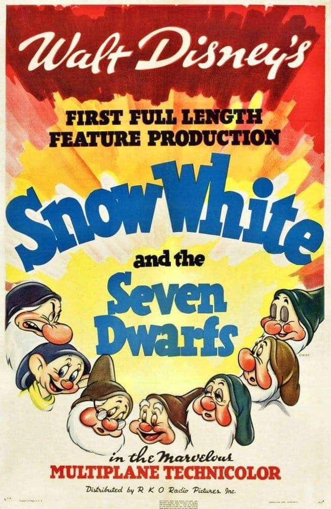 Snow White & The Seven Dwarfs: Heigh-Ho (1937)