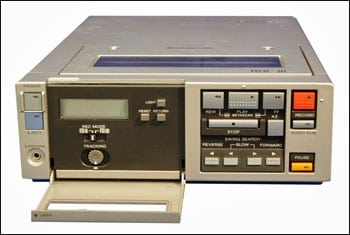 VHS or Beta? The argument for Betamax VCRs (1977)