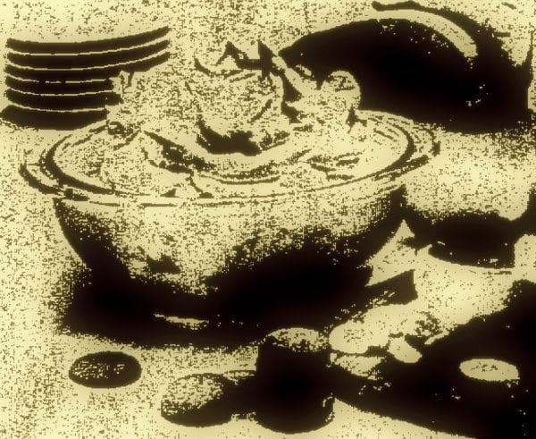 Southern banana pudding recipe (1961)