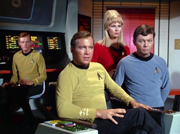 Star enterprise: Star Trek memorabilia (1976)