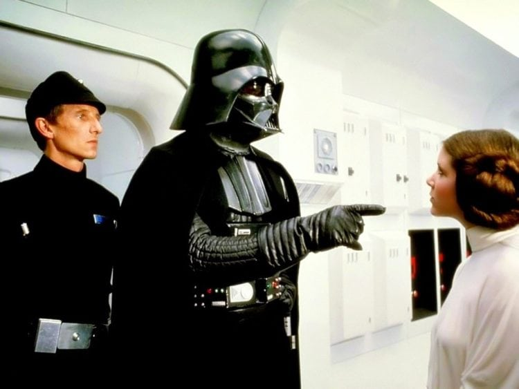 The original Star Wars - Darth Vader