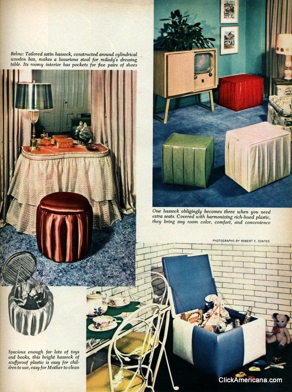 storage seating all in one 1950 click americana