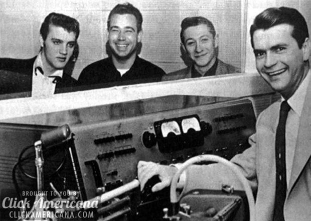 Elvis & Sun Records Studio (1954)