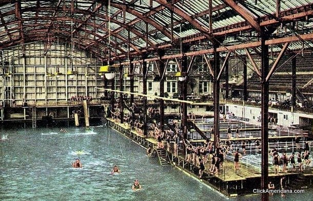 San Francisco 39 S Magnificent Sutro Baths 1894 1901 Click Americana
