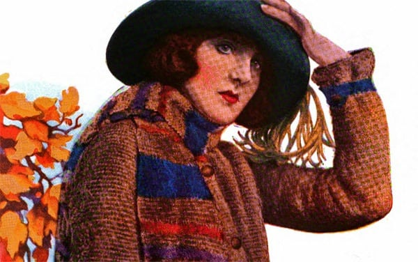 Knit the Kenilworth sweater (1922)