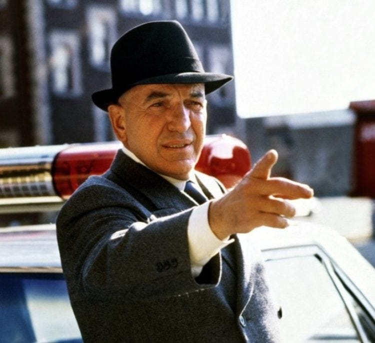 Who loves ya, baby? Kojak opening credits (1973)