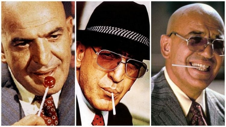 Who loves ya, baby? Kojak