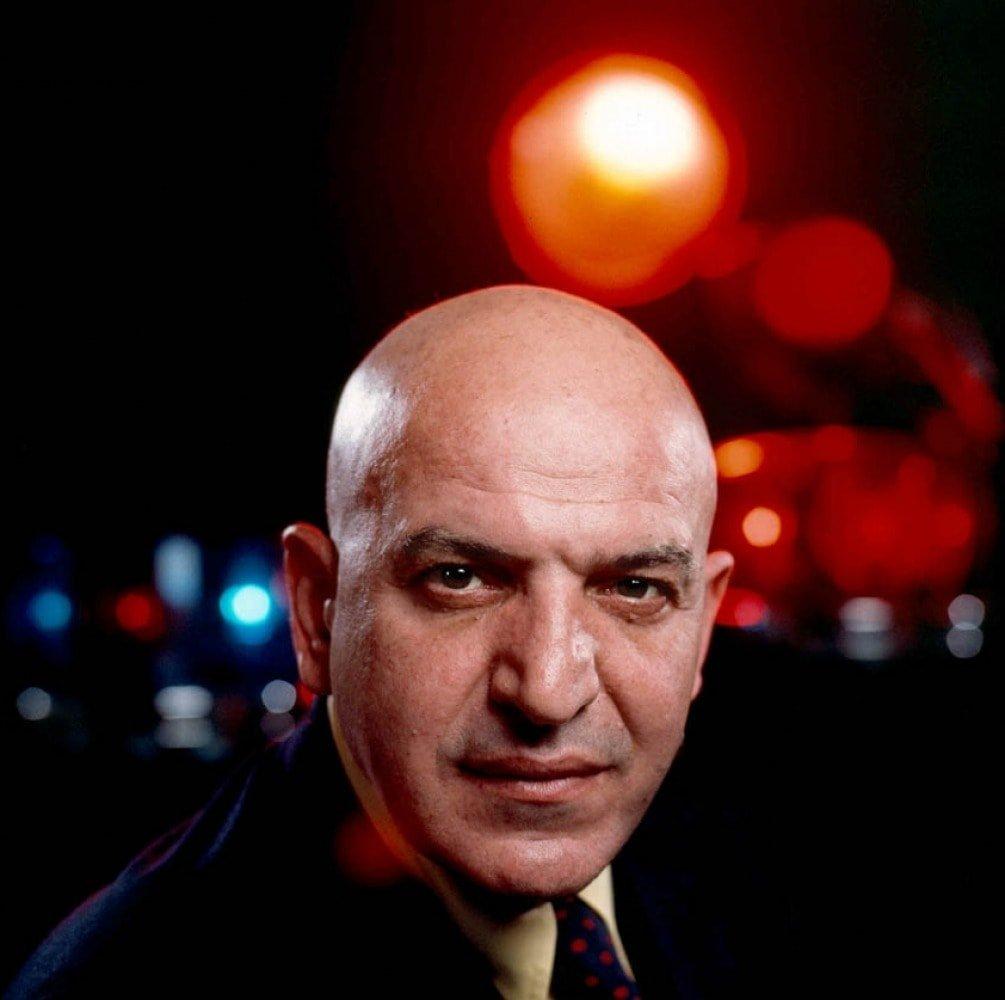 Kojak TV show - police detective