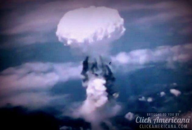 "Video of ""Fat Man"" & the bombing of Nagasaki (1945)"