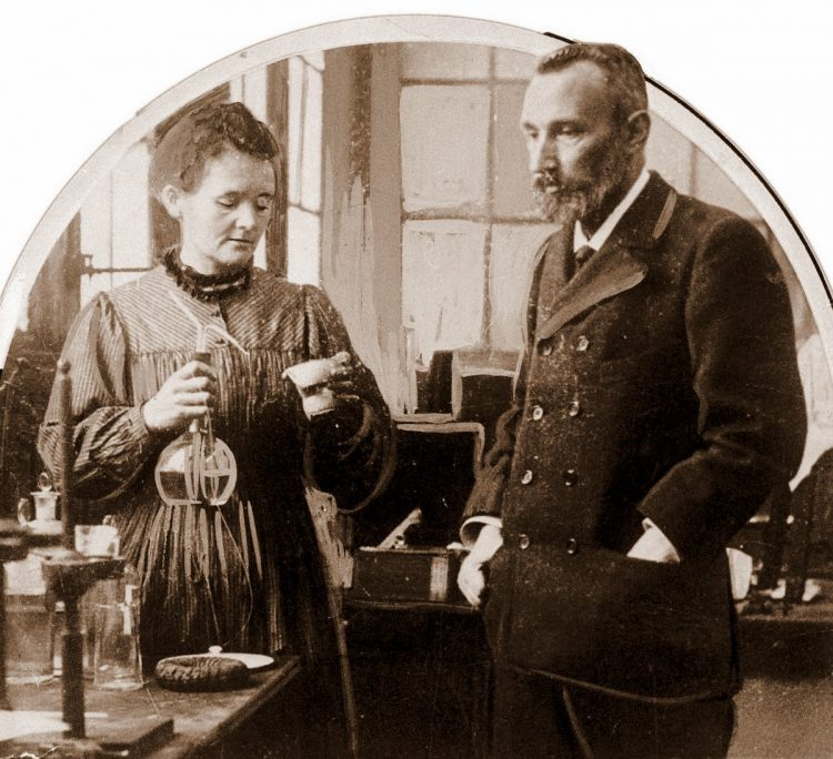 Curie researchers - Science