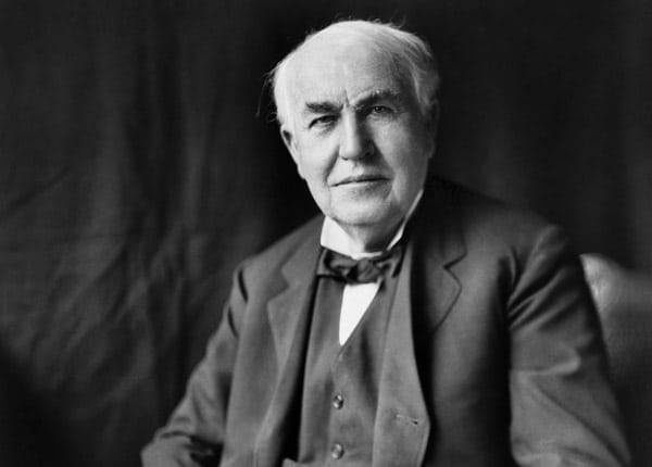 Edison says: People who work must play (1913)