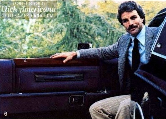 Tom Selleck 1970s