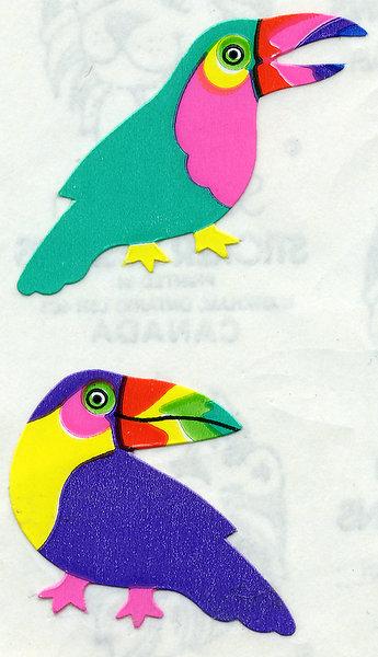 toucan-retro-stickers