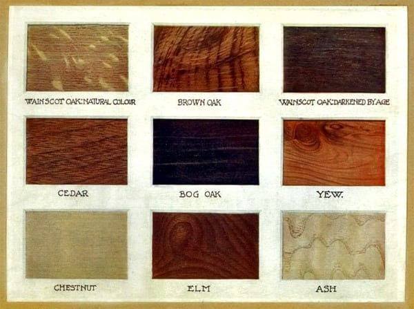 Types Of Wood For Furniture ~ How to refresh wooden furniture click americana