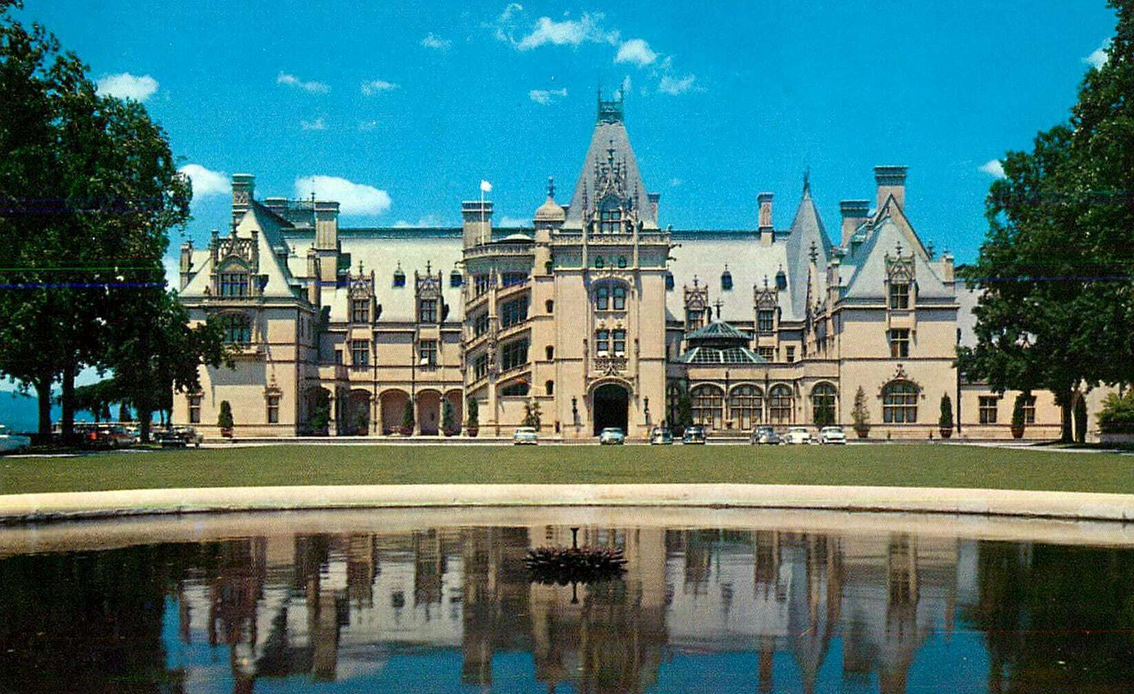 Ashevilles biltmore mansion a century of american opulence