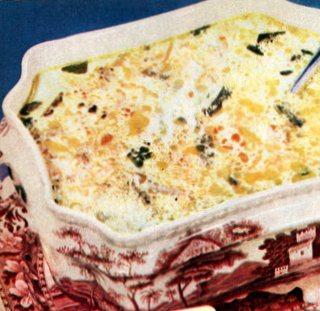 Vegetable chowder (1950)