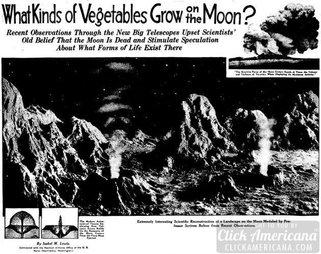 Extremely Interesting Scientific Reconstruction of a Landscape on the Moon Modeled by Professor Scriven Bolton from Recent Observations